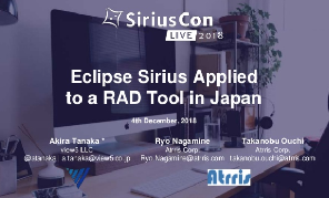 SiriusCon - The Online Conference on Graphical Modeling